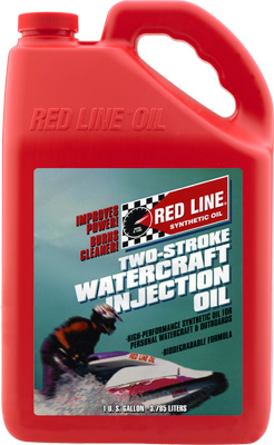 Red Line 2-Stroke Watercraft Injection Oil