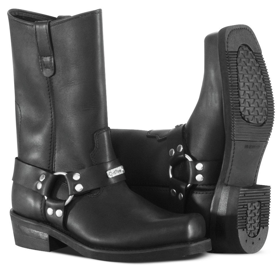 River Road Traditional Harness Boot