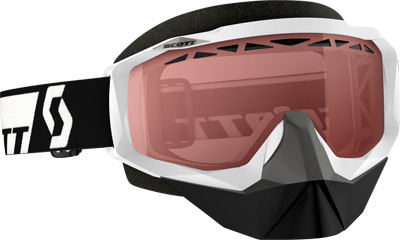 Scott USA Hustle Snocross Goggles