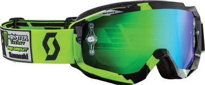 Scott USA Hustle MX Goggles