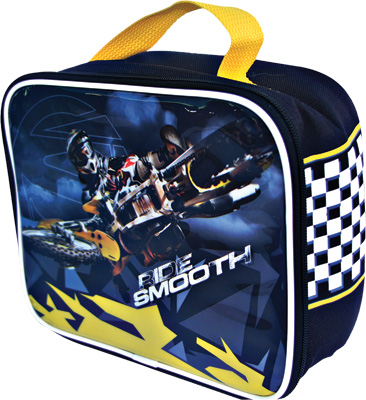 Smooth Industries Ride Lunch Box