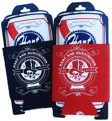 Smooth Industries Hart and Huntington Boot Can Cooler