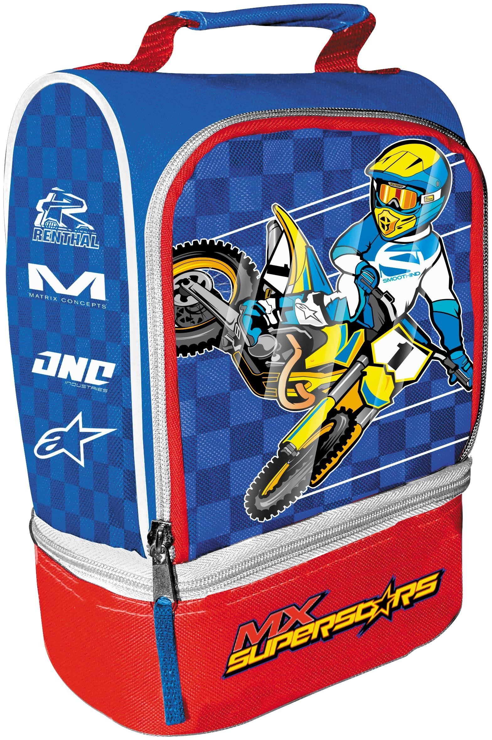 Smooth Industries MX Superstars Lunch Box?