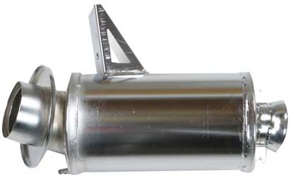 SNO Stuff Rumble Pack Single Canister Silencer