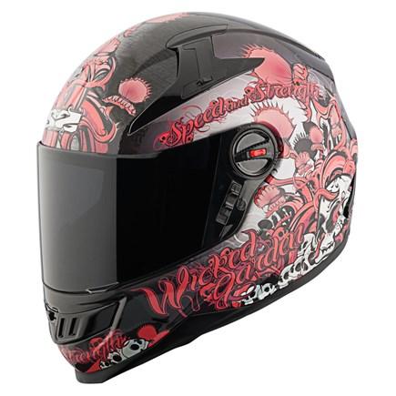 SS1300 Wicked Garden Helmet