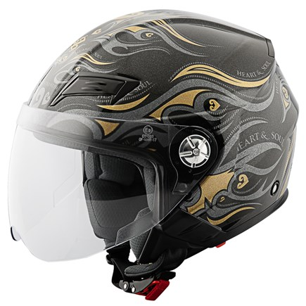 SS650 Heart & Soul Helmet
