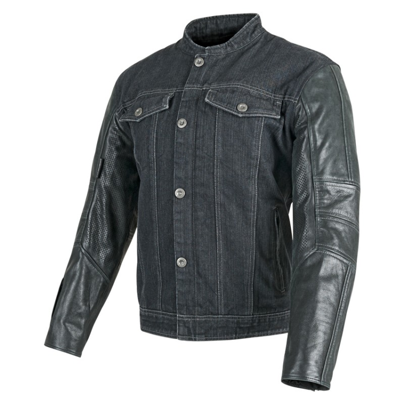Speed & Strength Band of Brothers Leather/Textile Jacket