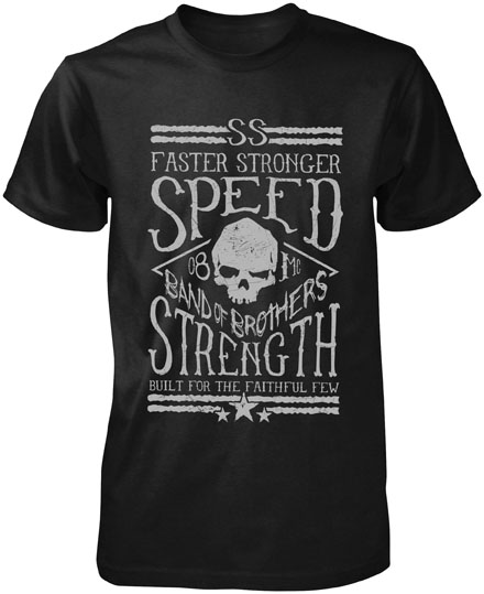 Speed & Strength Band of Brothers T-Shirt