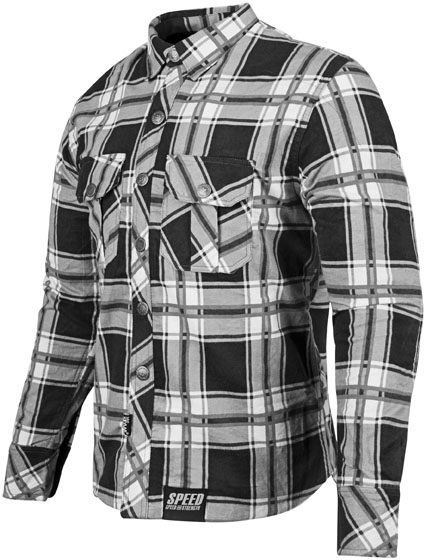 Speed & Strength Rust & Redemption Armored Shirt