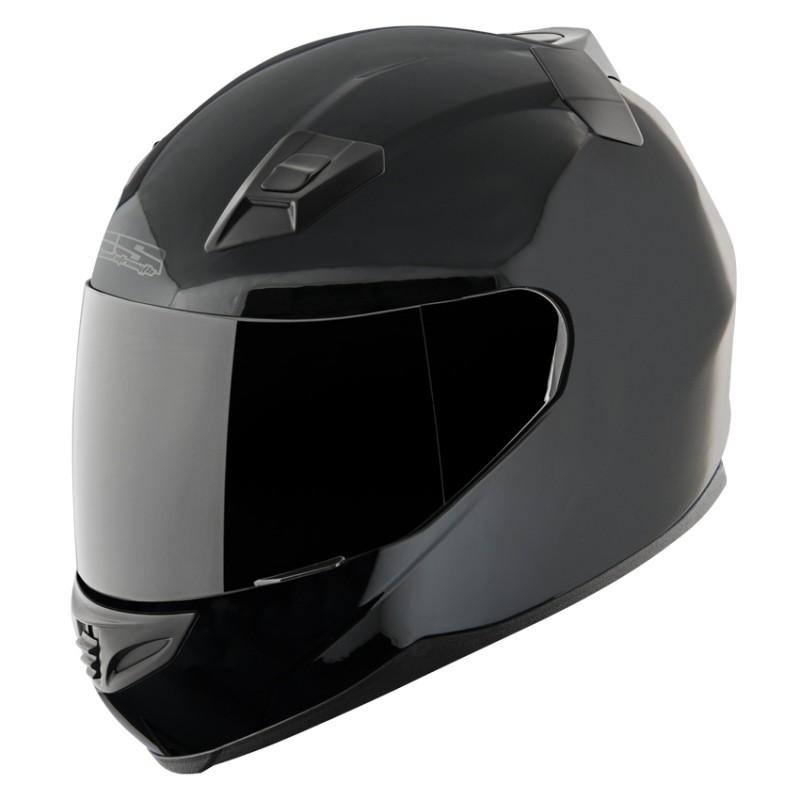 SS1200 Solid Full Face Helmet