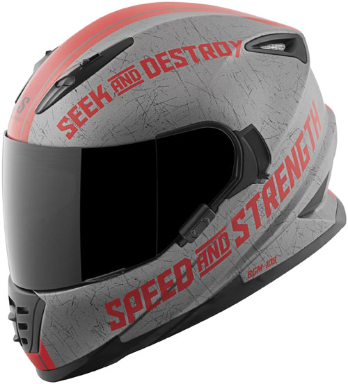 Speed & Strength SS1600 Cruise Missle Helmet