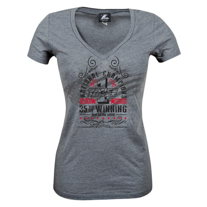 Speed & Strength Vance & Hines Anniversary Women's T-Shirt