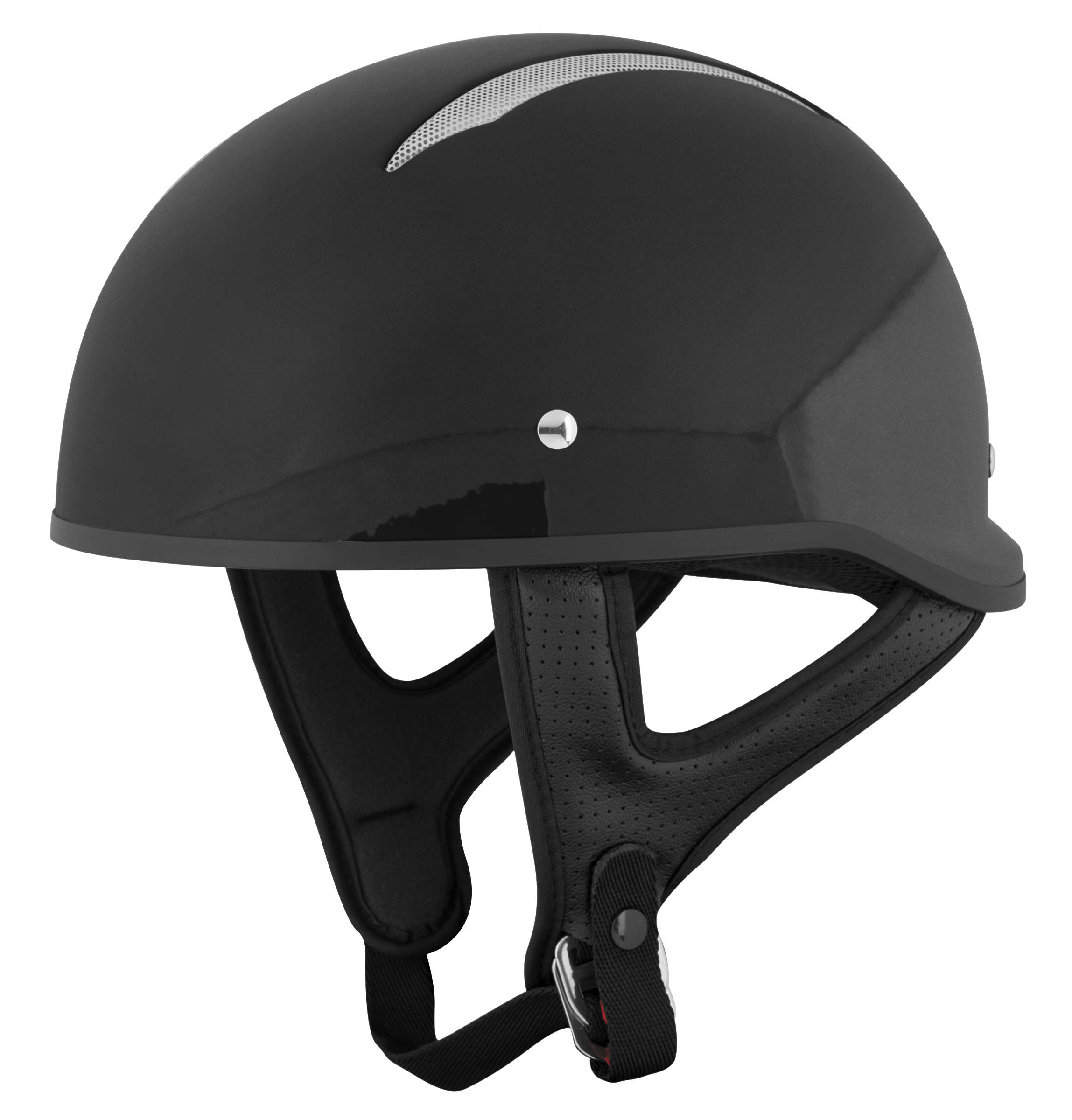 SS310 Solid Speed Half Helmet