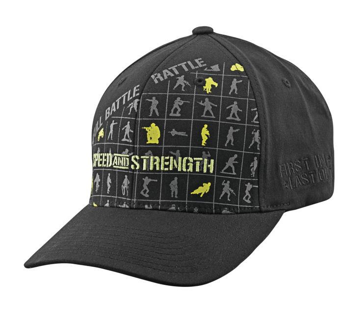 Speed & Strength Full Battle Rattle Hat