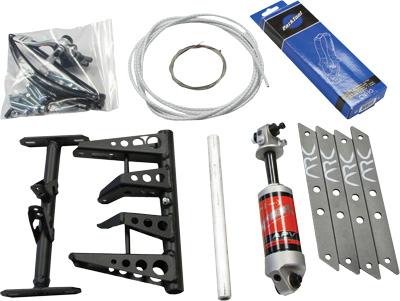 SPG Arc 2X Coupling Locker Rear Suspension Kit
