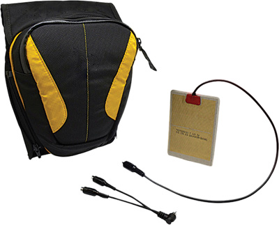 SPI Heated Handlebar Bag