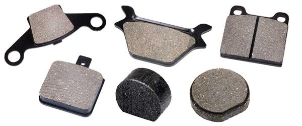 SPI Semi-Metallic Brake Pads