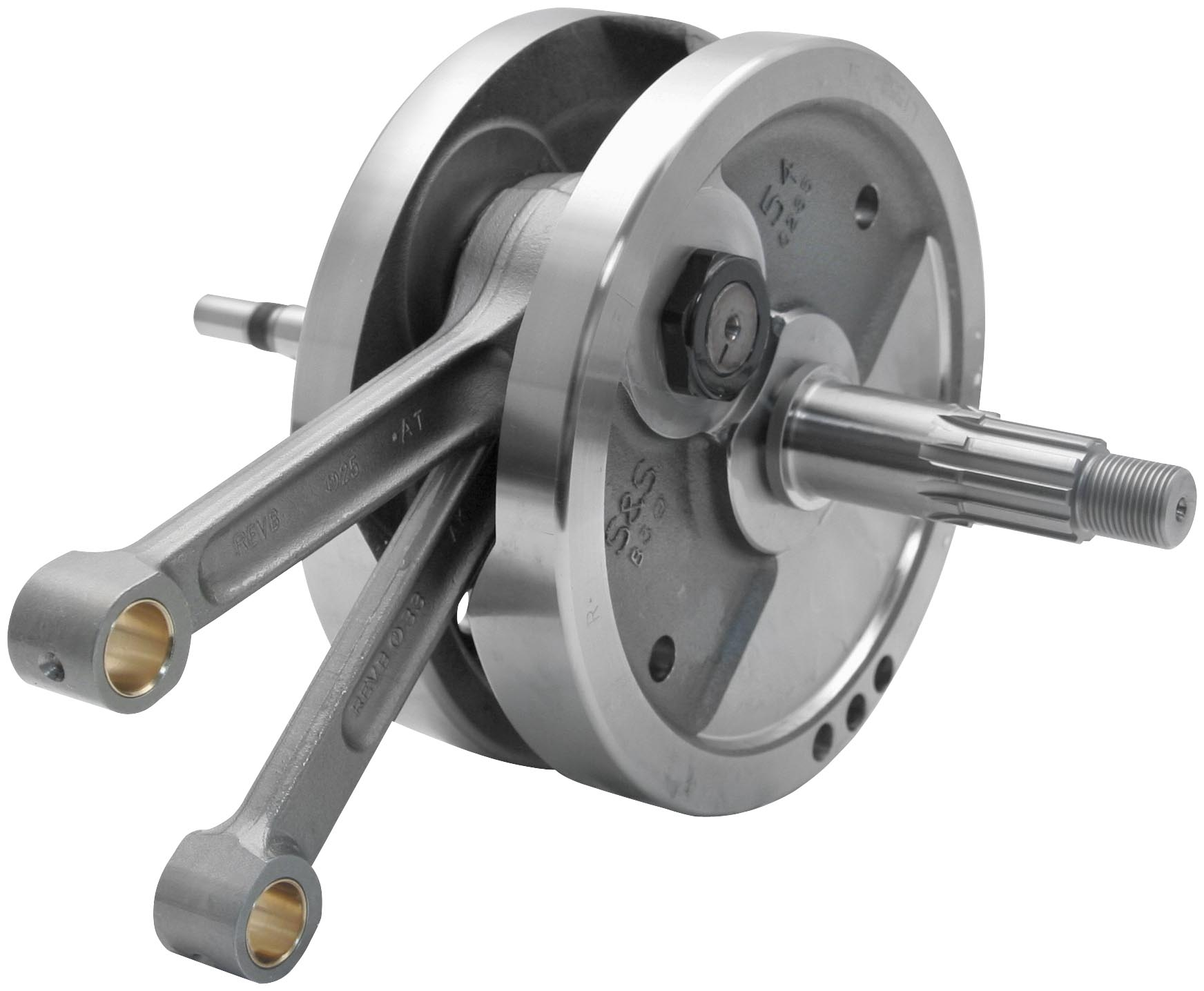 S & S Cycle Flywheel for Evolution