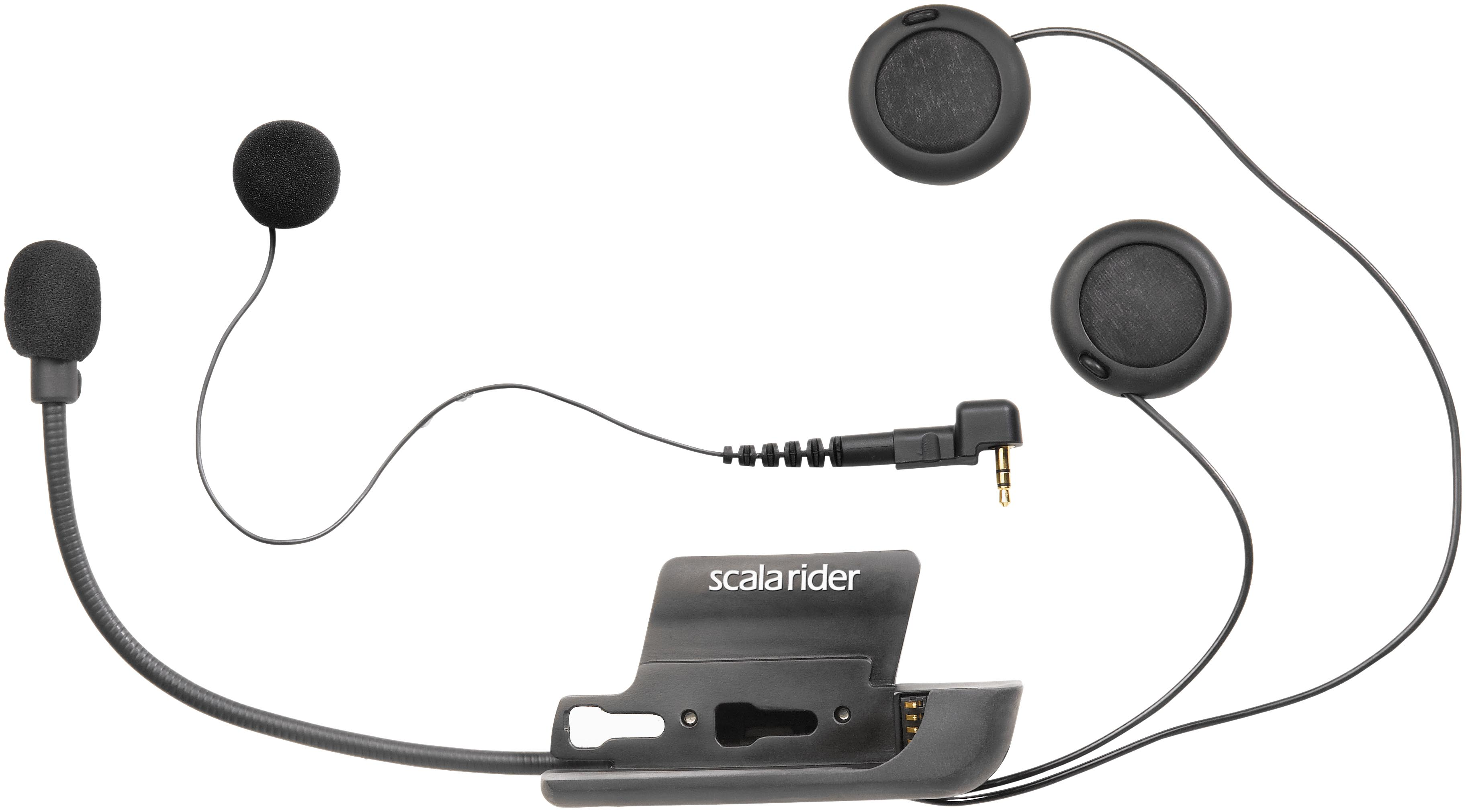 Scala Rider G4/G9 Audio Kit