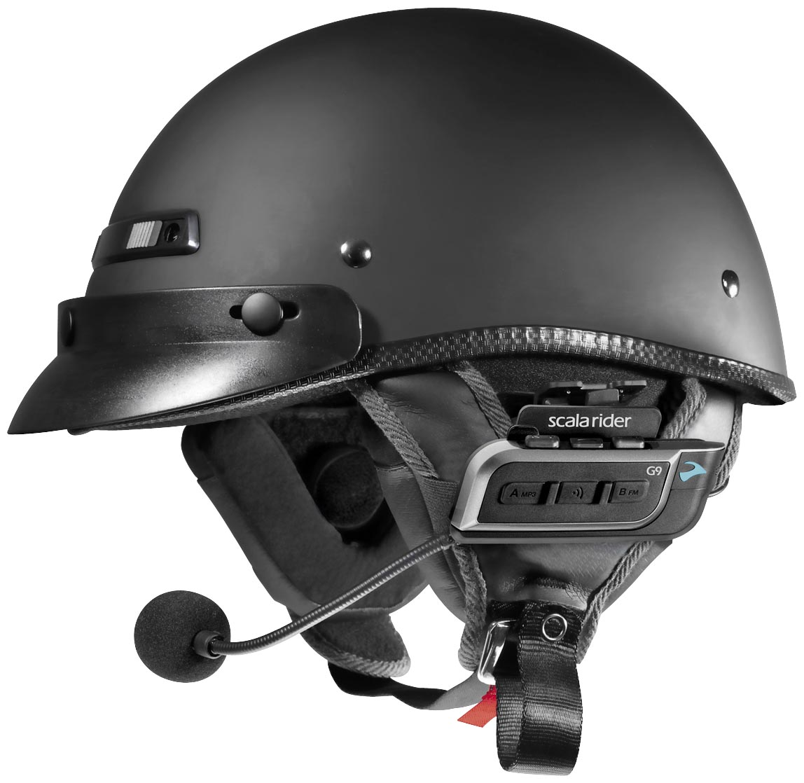 Scala Rider Scala Rider Half Helmet Audio Kit for G9 Headset