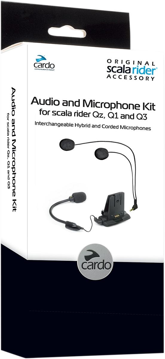 Scala Rider Q1/Q3/Qz Audio Kit