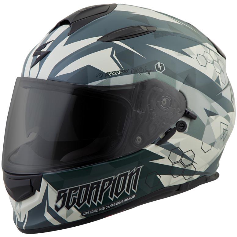 Scorpion EXO-T510 Cipher Helmets