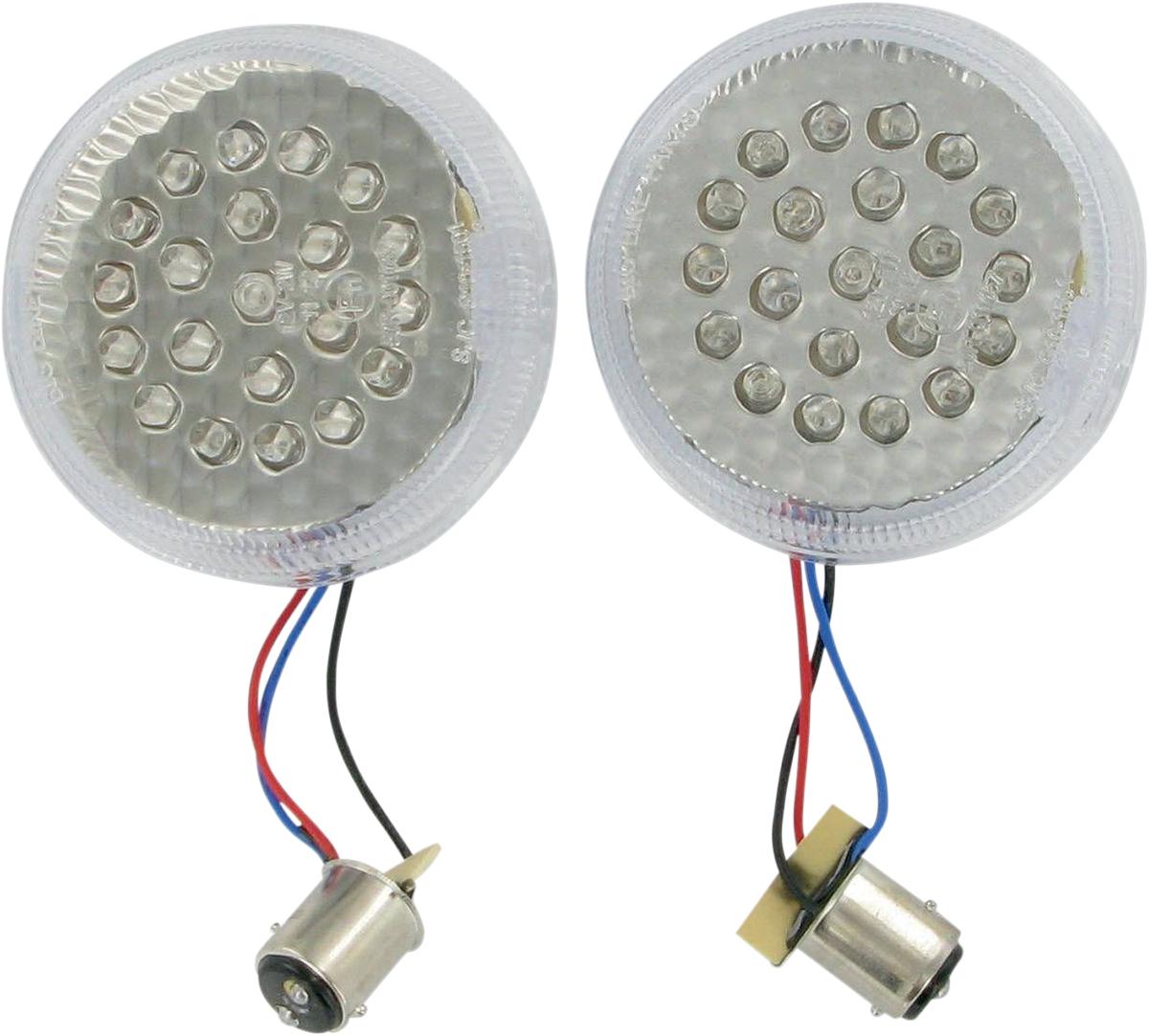 Show Chrome LED Turn Signal Conversion Kit