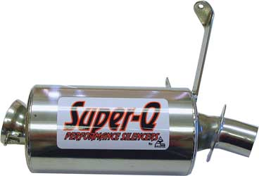Skinz Super-Q Ceramic Silencer