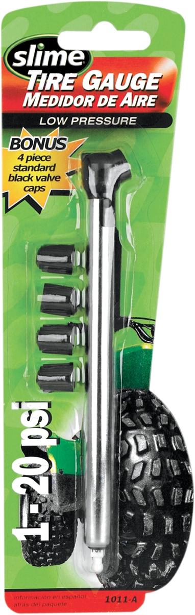 Slime Low-Pressure Tire Gauge