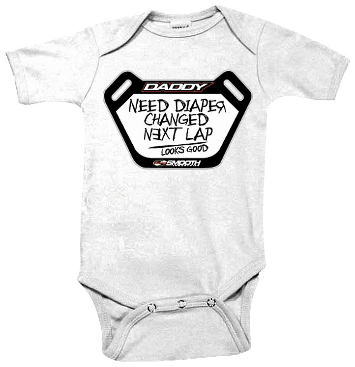 Smooth Industries Pit Board Romper