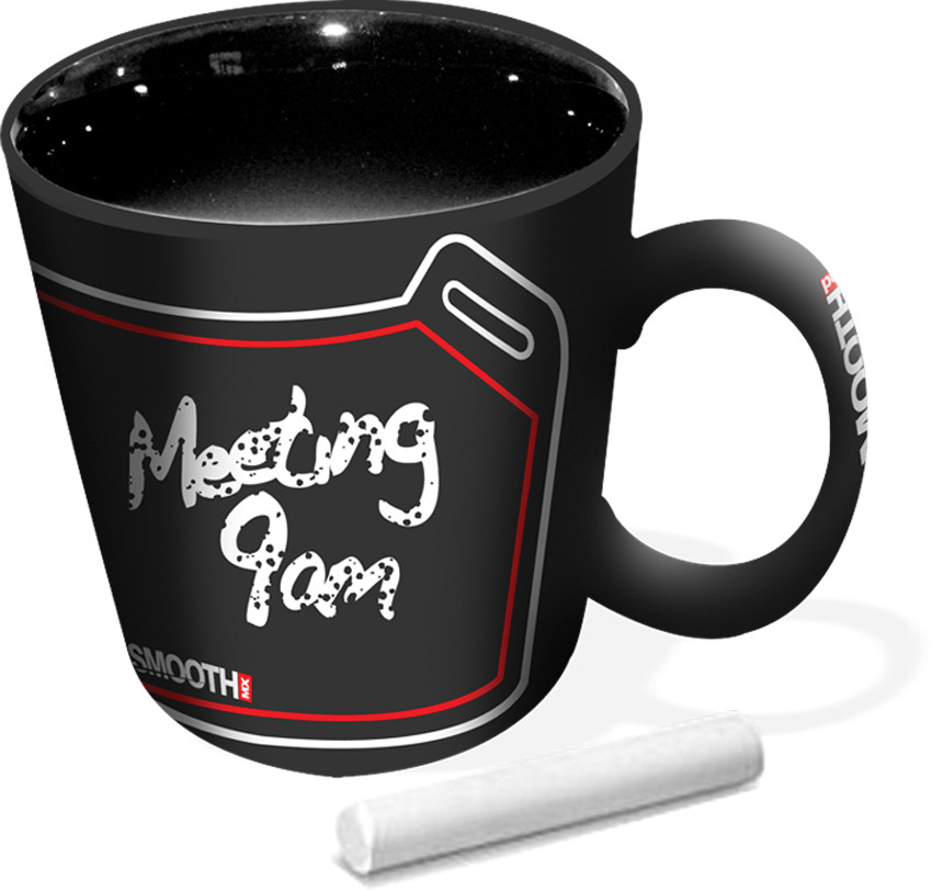 Smooth Industries Pit Board Coffee Mug