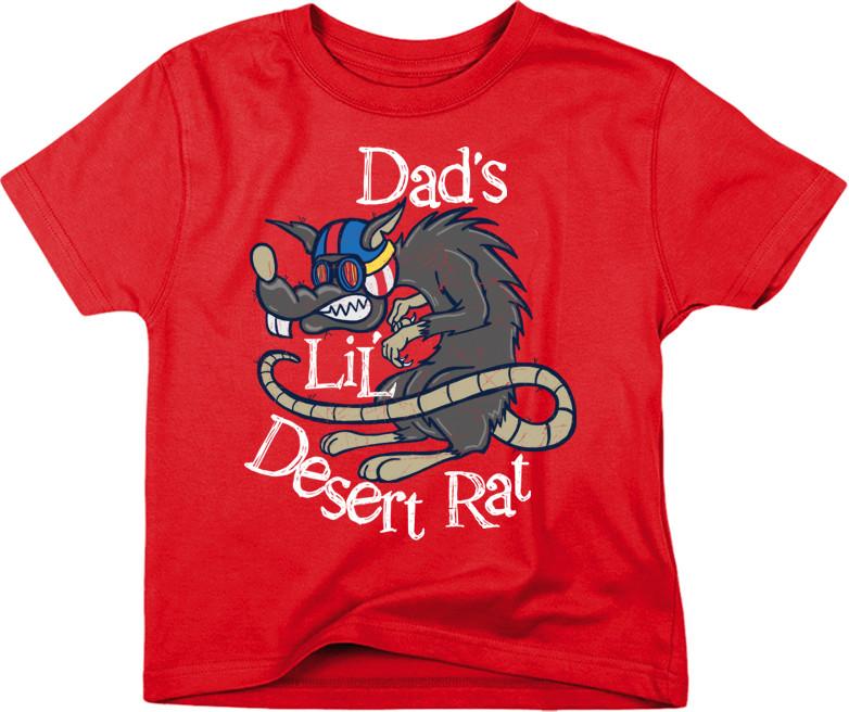 Smooth Industries Dad's Lil Desert Rat Tee