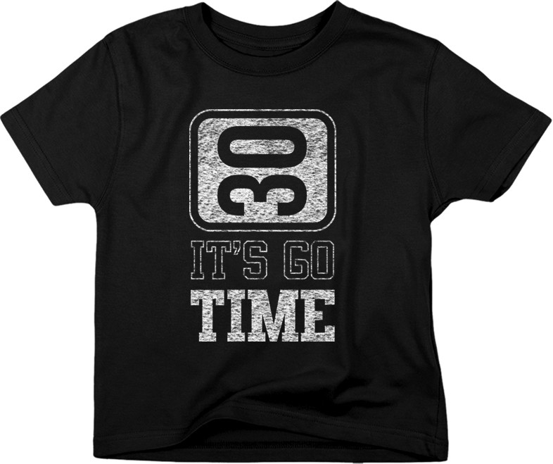 Smooth Industries Go Time Tee