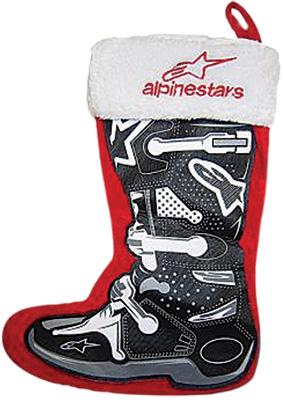 Smooth Industries Ltd. Edition Alpinestars Holiday Stocking