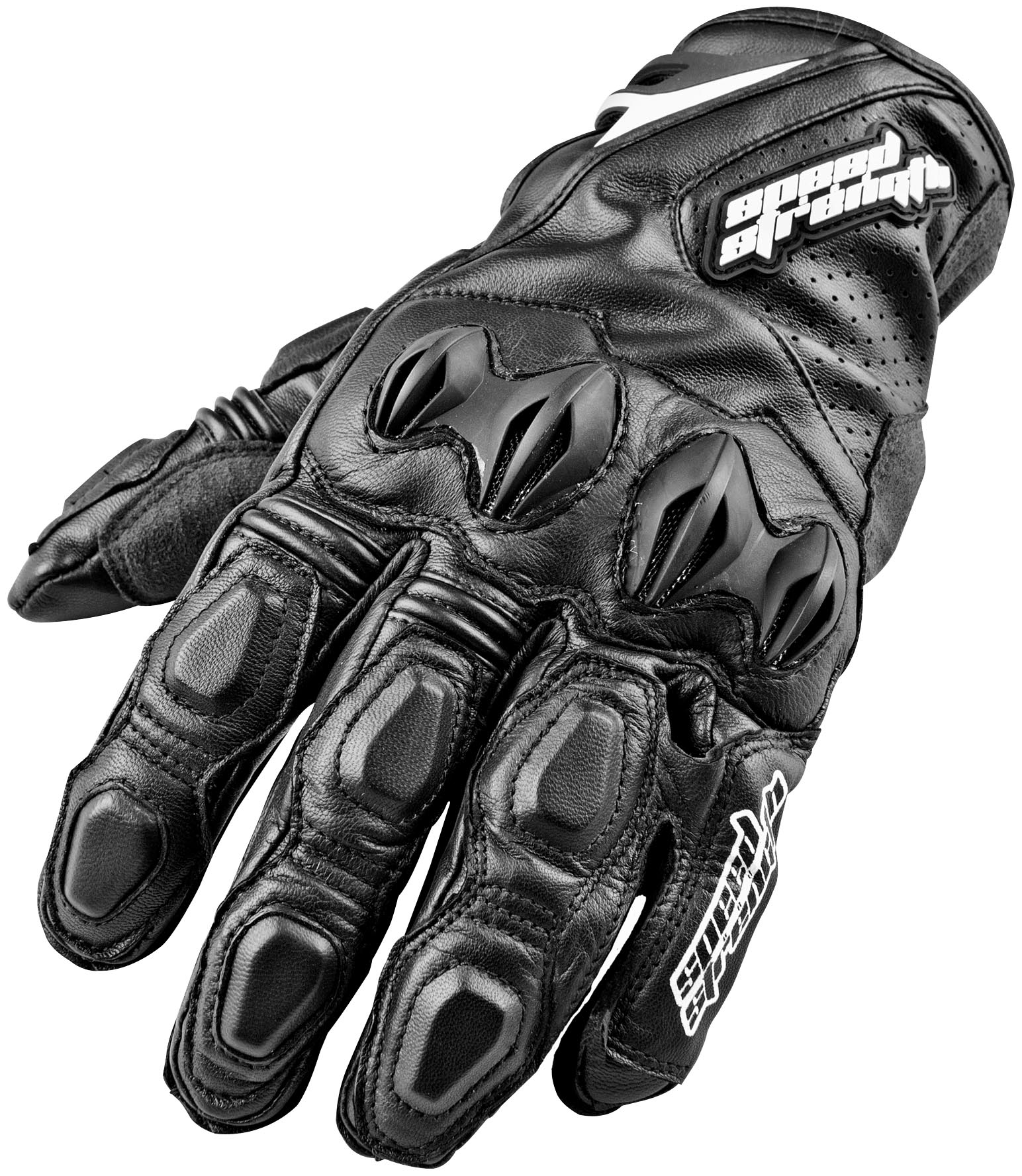 Speed & Strength Seven Sins Leather Gloves