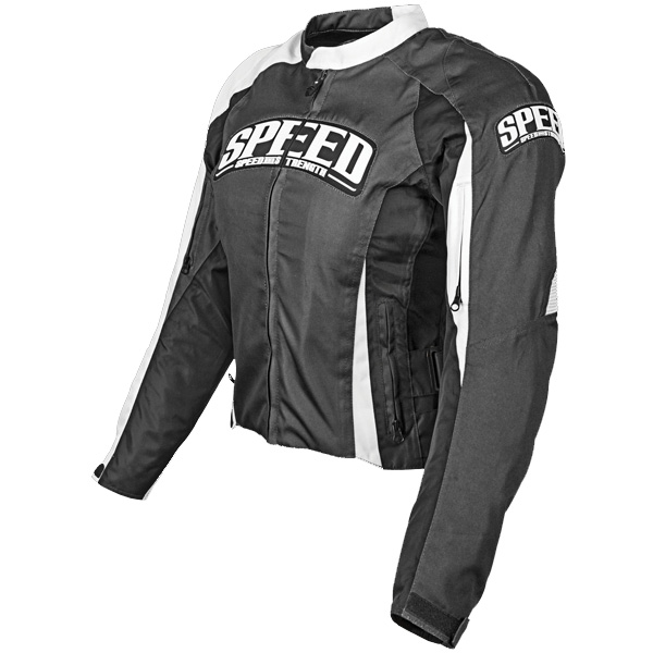 Speed & Strength Throttle Body Womens Textile Jacket
