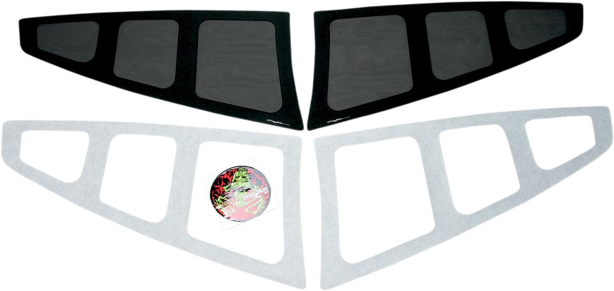 Straightline Performance Frogzskin Side Panel Kit