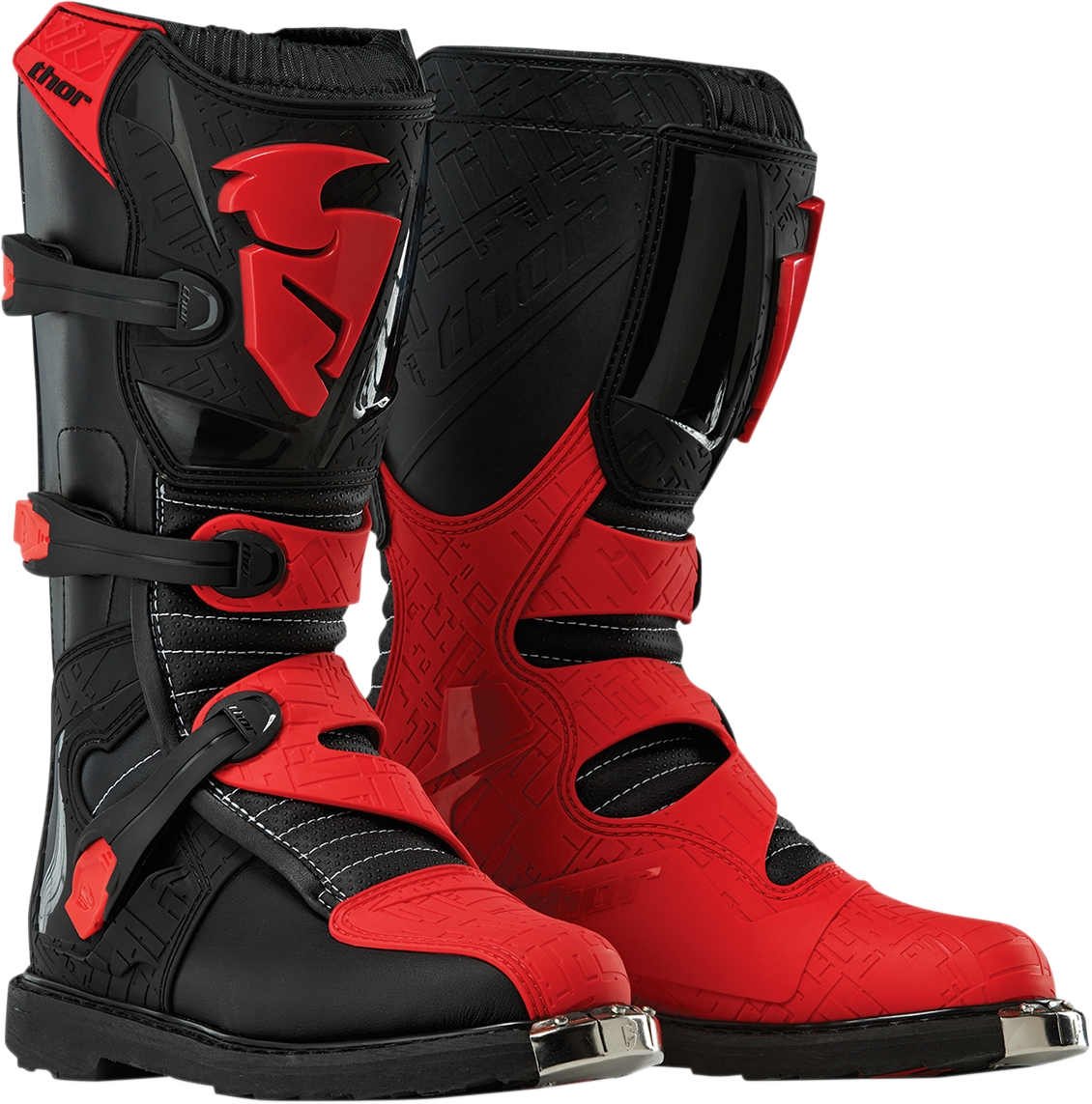 New Thor S6 Youth Blitz Offroad Motorcycle ATV Riding Boots