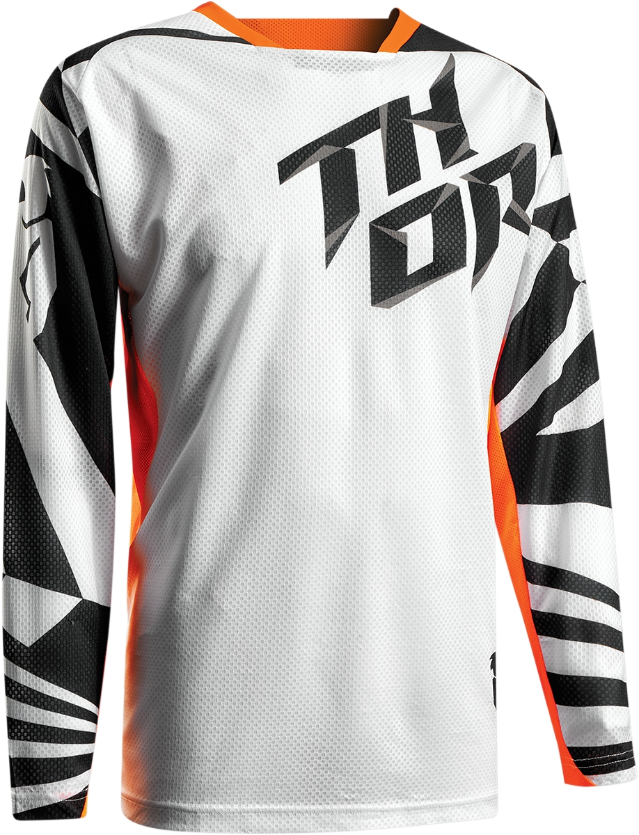 Thor S7 Youth Fuse Air Dazz Jersey
