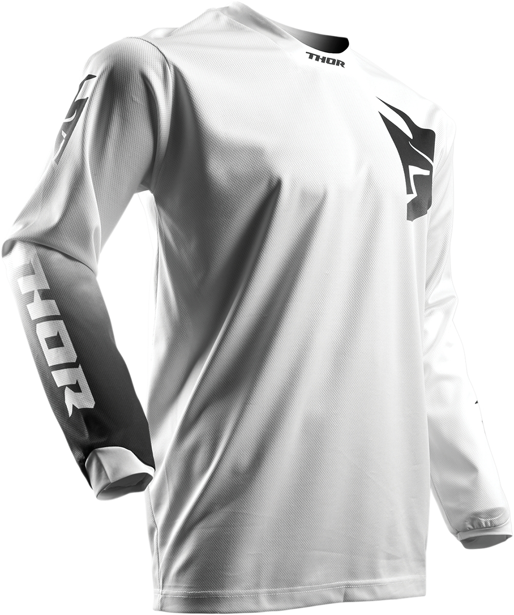 Thor Pulse Whiteout Jersey