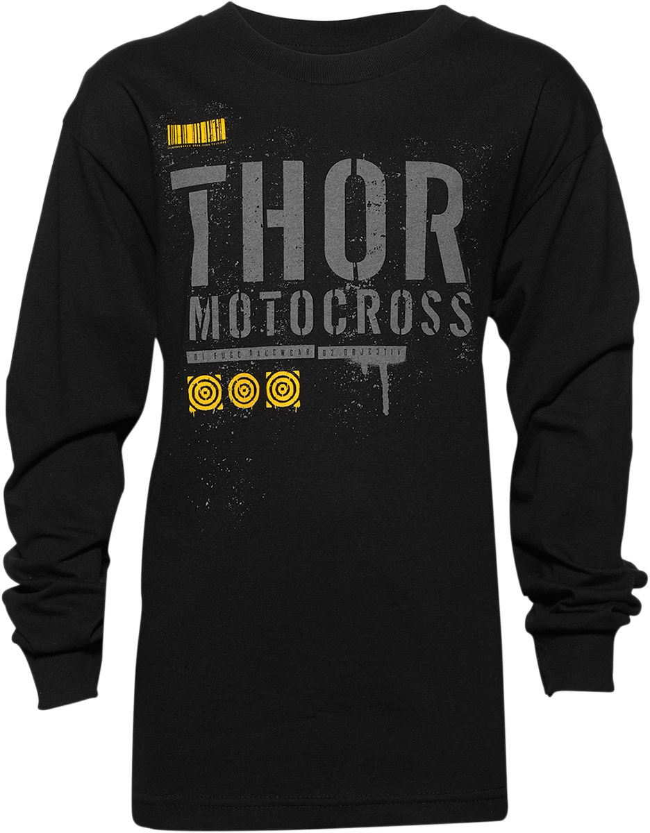 Thor Youth Objective Long Sleeve Shirt
