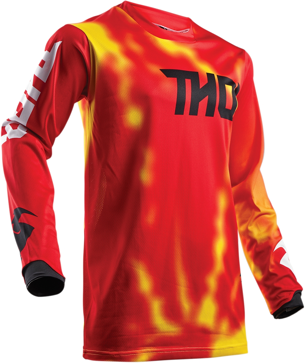 Thor S8 Youth Pulse Air Radiate Jersey