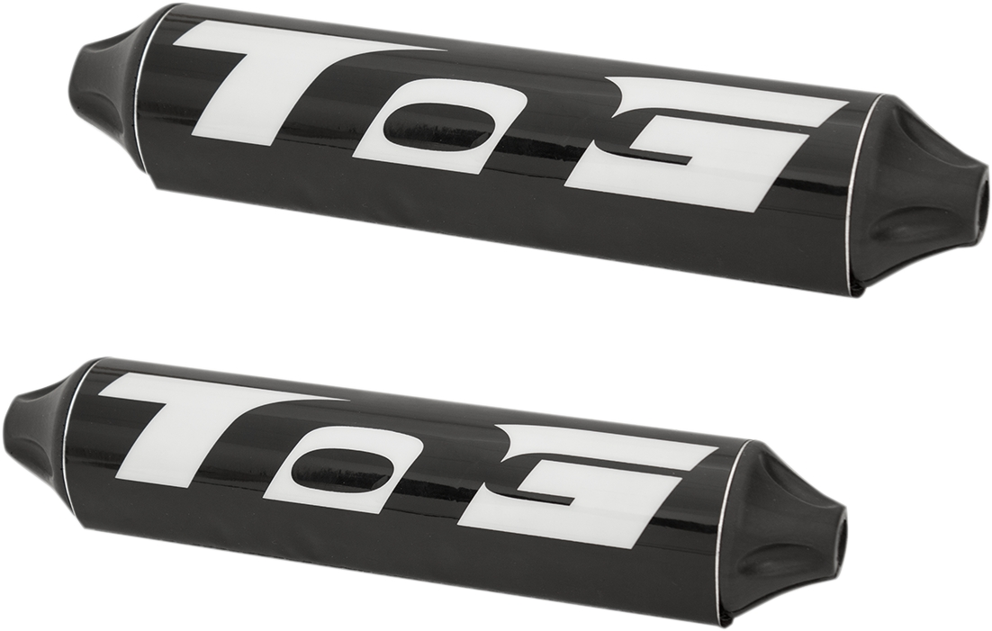 Tag Metals Bullet Crossbar Pads