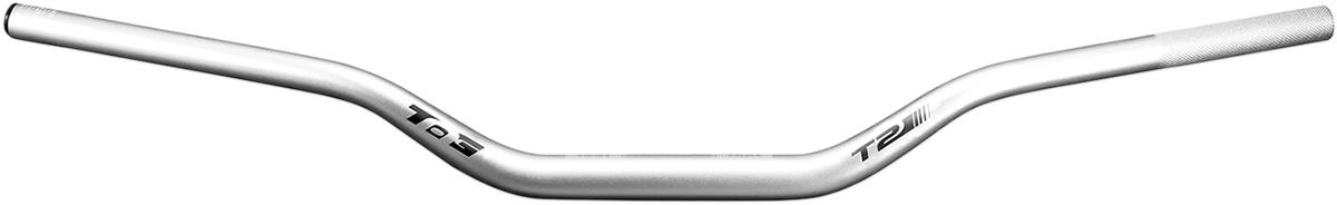 Tag Metals T2 Handlebars - MiniRacer - Silver 1 1/8in. Silver