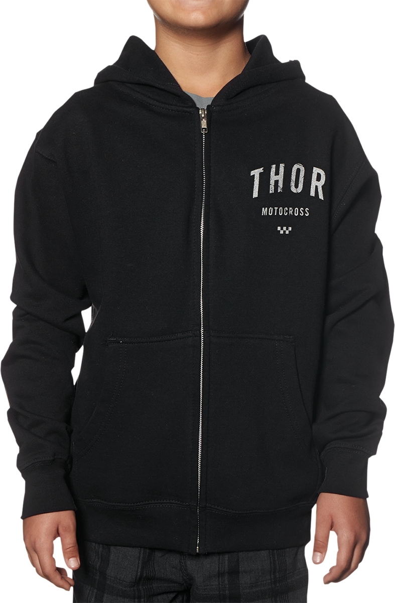 Thor Youth Shop Zip Up Fleece