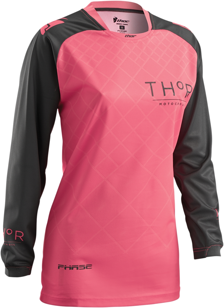 Thor S6 Women's Phase Clutch Jersey