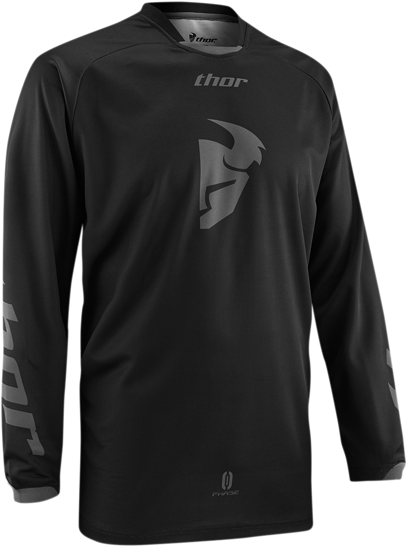 Thor 2015 Phase Blackout Jersey