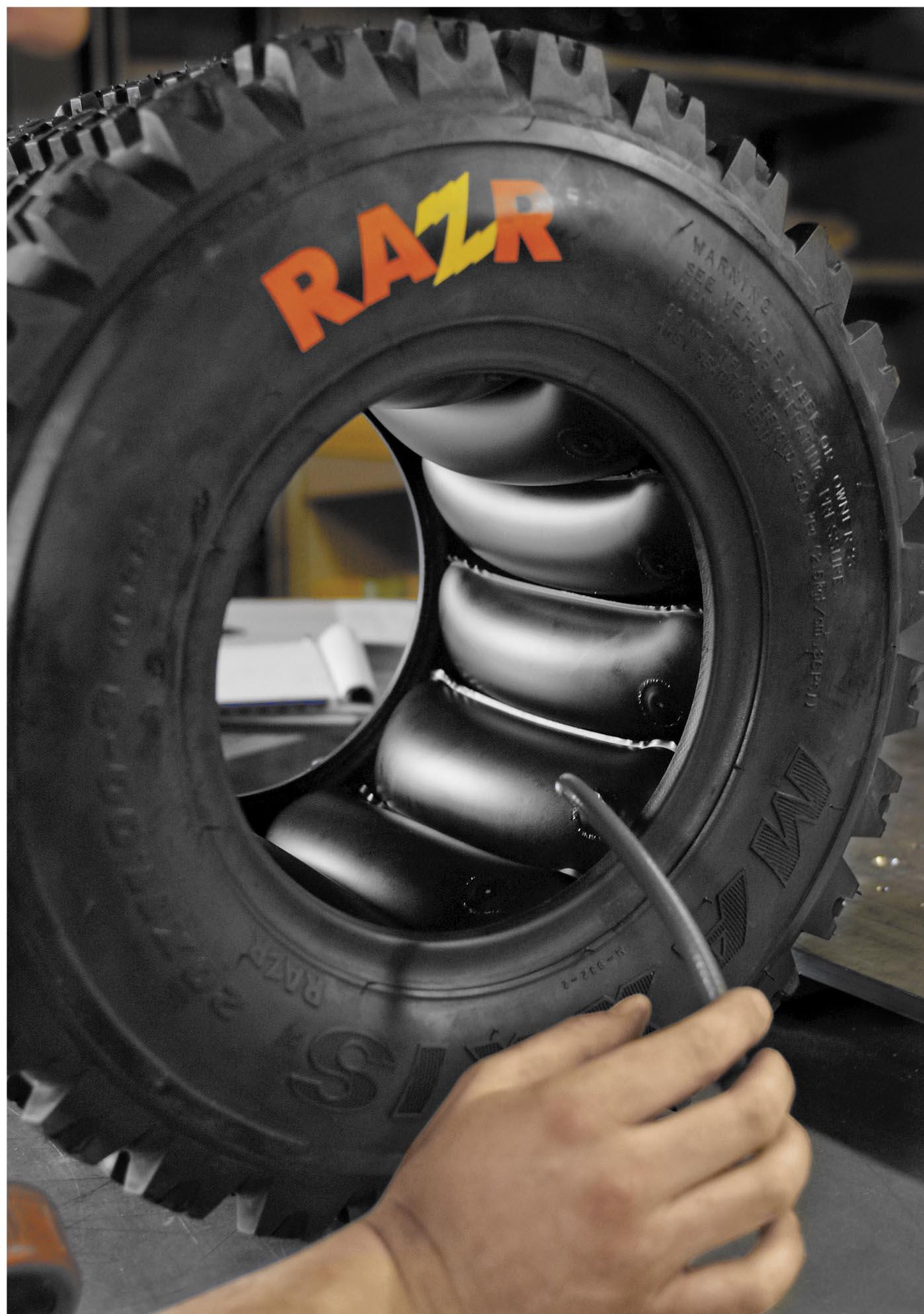 Tire Balls MX Pro Tire Cells