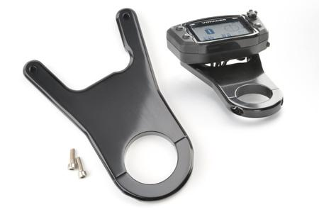 Trail Tech 1 1/2in. Steering Column Mount for Gauges
