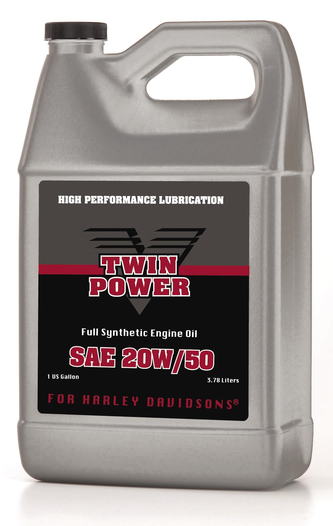 Twin Power Lubricants Synthetic Engine Oil